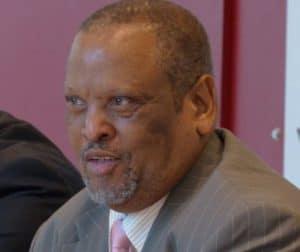 Former SA sports minister Makhenkesi Stofile