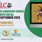 Ausc Region 5 And Tafisa Invites Students To Enroll On The Certified Leadership Course In Sport For All