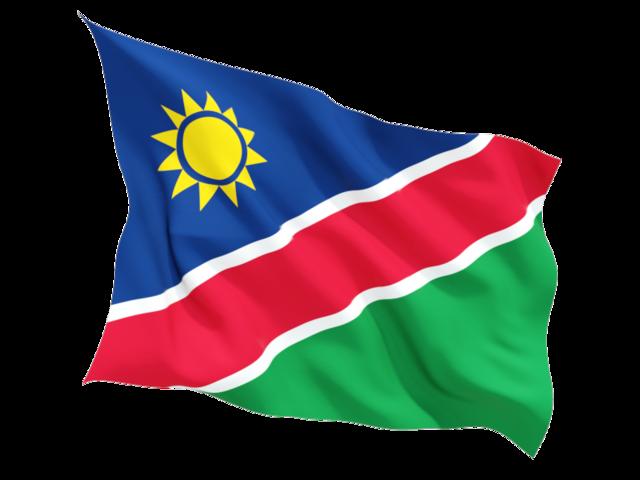namibia_fluttering_flag_640